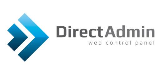 DirectAdmin Logo (BG)